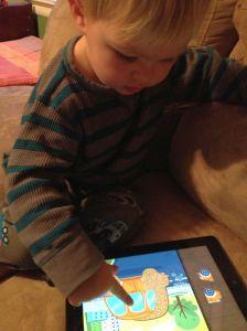 iPad puzzels